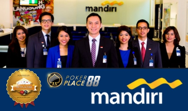 Poker Domino QQ Online Bank Mandiri